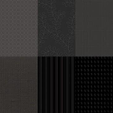 Black Noir Designer Refill Pages