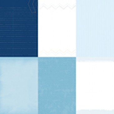 Blue Skies Designer Refill Pages