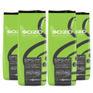 SOZO Select Decaf Coffee (4 pack)