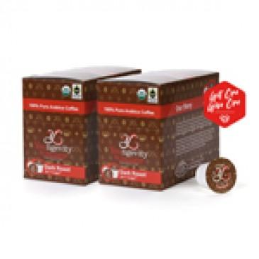 YBTC Coffee Y Cups - FTO Dark Roast (24ct)