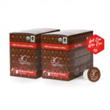 YBTC Coffee Y Cups - FTO Medium Roast (24ct)