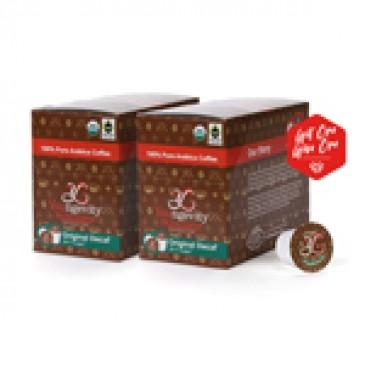 YBTC Coffee Y Cups - Original Decaf (24ct)