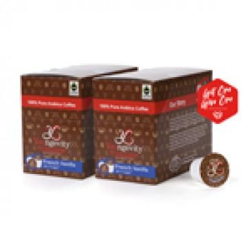 YBTC Coffee Y Cups - French Vanilla (24ct)