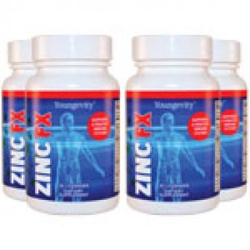 Zinc Fx - 30 Lozenges (4 Pack)