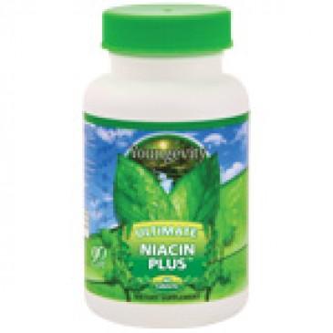 Ultimate Niacin Plus - 60 tablets