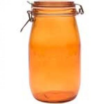 Youngevity - Orange 1.5L Mason Jar