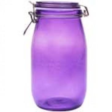 Youngevity - Purple 1.5L Mason Jar