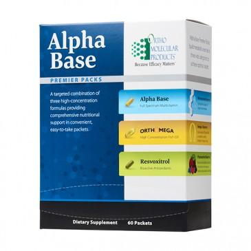 Alpha Base Premier Packs - 30 Count