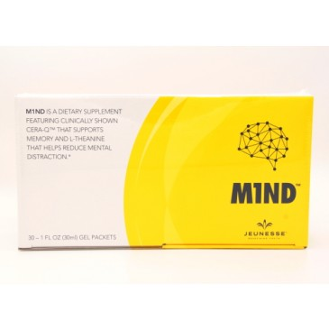 Jeunesse M1ND gel packs