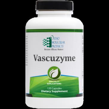 Vascuzyme - 120 Count