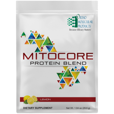 MitoCORE Protein Blend Lemon Pouches - 14 Count