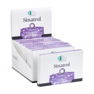 Sinatrol (10 12-Count Blisters) - 120 Count