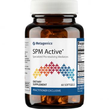SPM Active 60 Soft Gels