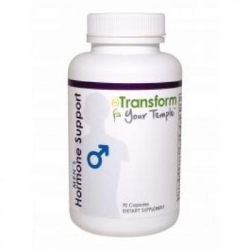 Transform Your Temple - Mens Hormone Support