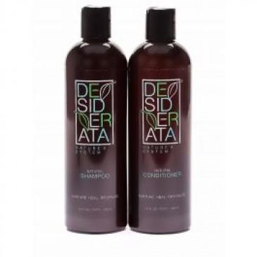 Desiderata Shampoo and Conditioner Duo
