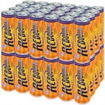 Rebound fx Citrus Fusion Sports Energy Drink - 2 cases