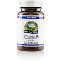 Vitamin B6 (50 mg) (120 tabs)