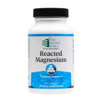 Reacted Magnesium - 120 Count
