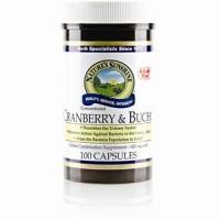 Cranberry & Buchu Concentrate (100 caps)