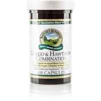 Ginkgo & Hawthorn Comb. (100 caps)
