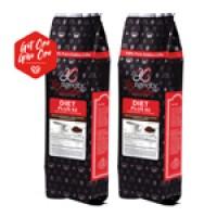 YBTC Coffee - Diet Plus 62 Ground (12oz)