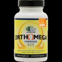 Orthomega 820 Capsules - 60 Count