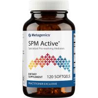 SPM Active 120 Soft Gels