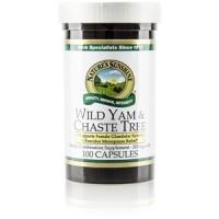 Wild Yam & Chaste Tree (100 caps)